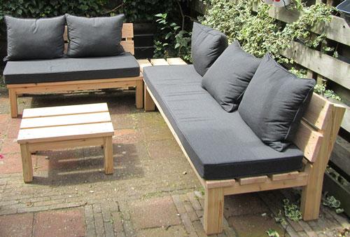 Comfortabele loungesets   De Klinkhamer