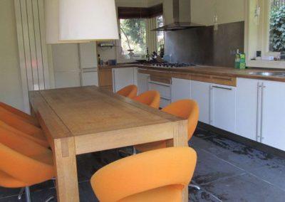 Oude keuken in nieuw jasje