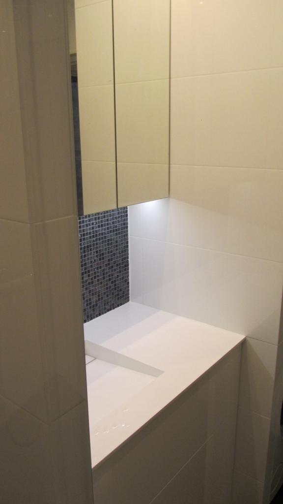 Badkamer verbouwd in Amsterdam | De Klinkhamer