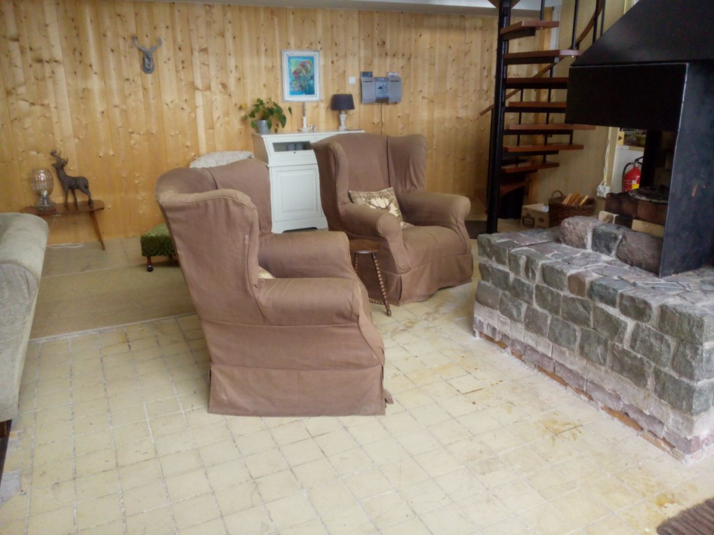 Knusse woonkamer | De Klinkhamer