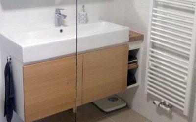 Weer een badkamer klaar!