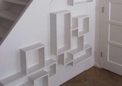 Inloopkast onder trap