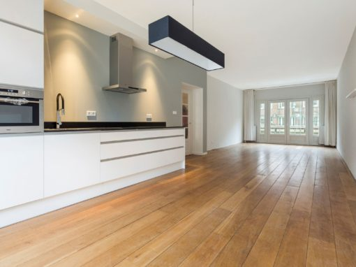 Renovatie appartement Amsterdam